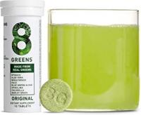 8GREENS IMMUNITE ET ENERGIE 10 COMPRIMES EFFERVESCENTS
