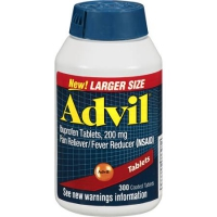 ADVIL LIQUIDE GELULES  300 CAPS