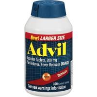 ADVIL LIQUIDE GELULES  300 CAPS