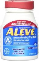 ALEVE ATHRITE    200 CAPS
