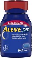 ALEVE PM SOIR  80 CAPS