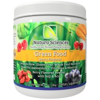 ALIMENTS VERTS ENTIERS 240 GR