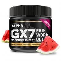 ALPHA GX7 PRE-ENTRENEMENT 245 GR-30 PORTIONS