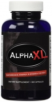 ALPHA XL TESTOSTERONE 60 CAPS
