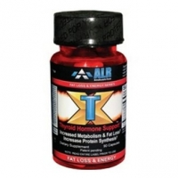 ALRI T-X 60 caps - Stimulateur Thyroidien