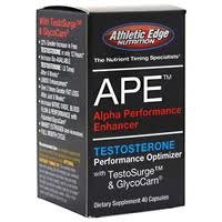 APE TESTOSTERONE  40 CAPS
