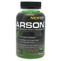ARSON PRO COMPETITION 120 CAPS