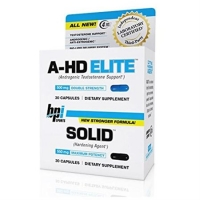 A-HD ELITE +  SOLID   2 FLACONS
