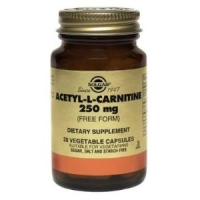 ACETYL CARNITINE 250 MG  30 CAPS