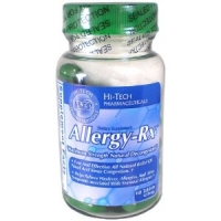 Allergy- Rx 450 mg , 60 caps contre les allergies