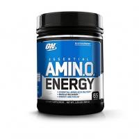 Amino Energy saveur framboise bleu