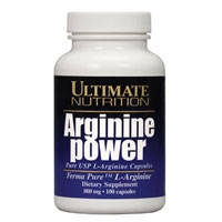Arginine Power Ultimate 100 caps