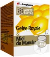Arko Royal Miel de Manouka + Gelée Royale 40g