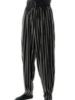 BAGGY PANTS PIN STRIPES  TAILLE S-M-L-XL