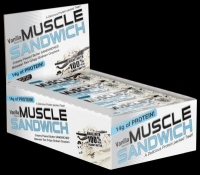 BARRES MUSCLE SANDWICH    12 BARRES