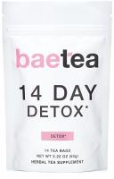 BEATEA 14 JOURS DE DETOX-14 SACHETS