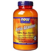 BETA ALANINE 500 GR  NOW FOODS