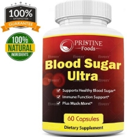 BLOOD SUGAR ULTRA 60 GELULES
