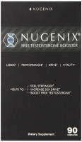 BOOSTER DE TESTOSTERONE NATUREL 90 CAPS