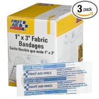 Bandage de Premiesr Soins 3 packs