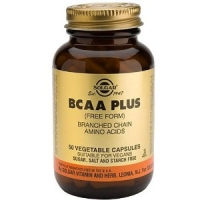 Bcaa Plus -100 caps -Masse et Volume