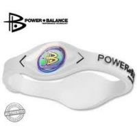 Bracelet Medium Blanc Power balance