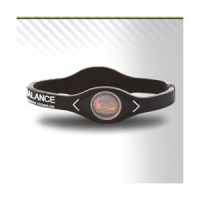 Bracelet Power Balance Noir Medium