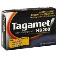 Tagamet HB 30 (200mg) Comprimés