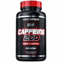 CAFEINE 200 NUTREX 60 CAPS