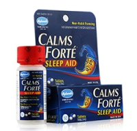 CALMS FORTE SLEEP AID 50 TABLETS