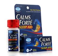 CALMS FORTE SLEEP AID 50 TABLETS