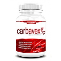 CARBAVEX CARB BLOCKER 60 GELULES