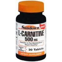 CARNITINE 500 MG 30 CAPS