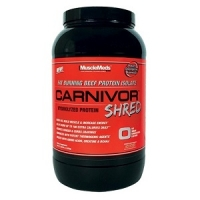 CARNIVOR SHRED 1000 GRAMMES
