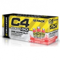 CELLUCOR C4 BOOSTER D'ENERGIE PACK DE 12