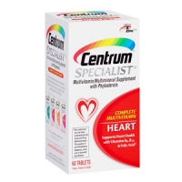 CENTRUM CARDIO 60 TABLETTES