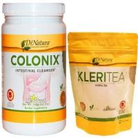 COLONIX  + KLERITEA  PURIFICATEUR INTESTINAL