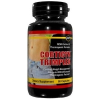 CORTICYN TRIMPLEX - 90 Capsules NEW Cortisol & Thermogenic Formu