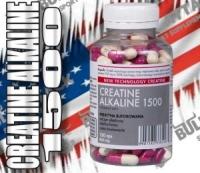 CREATINE ALKALINE 1500 - 120 CAPS