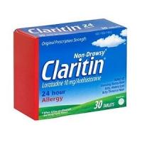 Claritine 24h ,allergie 30 caps
