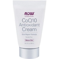 CoQ10 Antioxydant Cream - Now Foods  60 ML