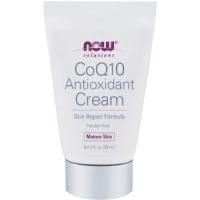 CoQ10 Antioxydant Cream - Now Foods  60 ML