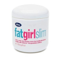 Crème amaigrissante avec de la caféine Fat Girl Slim (180 ml