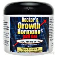 CREME HGH  HORMONE DE CROISSANCE 130 gr
