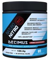 DECIMUS PRE-ENTRAINEMENT 188,6 GR