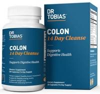 DR TOBIAS COLON 14 DAY CLEANSE 28 GELULES