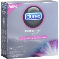 DUREX PERFORMANCE INTENSE 24 UNITS