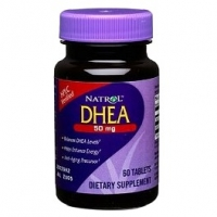 DHEA 50 MG NATROL 60 CAPS