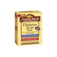 Diabetes Health Pack, 30-Count