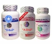 Dianabol,AnaDrol,Deccabolan/Pack Masse